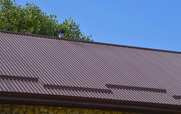 typical Enfield Highway corrugated roof uses