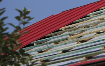 Enfield Highway corrugated roofing costs