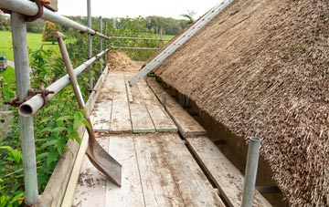 advantages of Enfield Highway thatch roofing