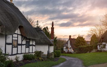 is Enfield Highway thatch roofing popular