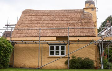 Enfield Highway thatch roofing costs