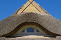 Enfield Highway thatch roofing